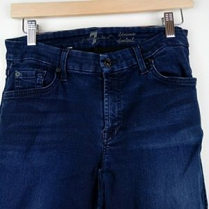 Kimmie bootcut jeans Size 29 .7 for all mankind